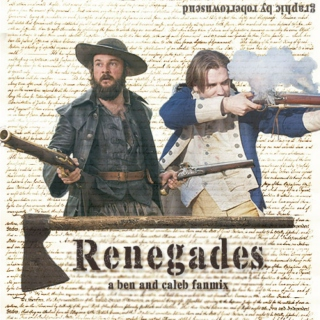 Renegades: A Ben and Caleb Fanmix