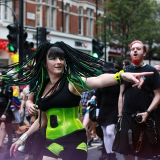 The Queer Alternative at London Pride 2015