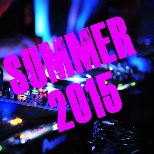 Summer 2015 Party Starter Mix