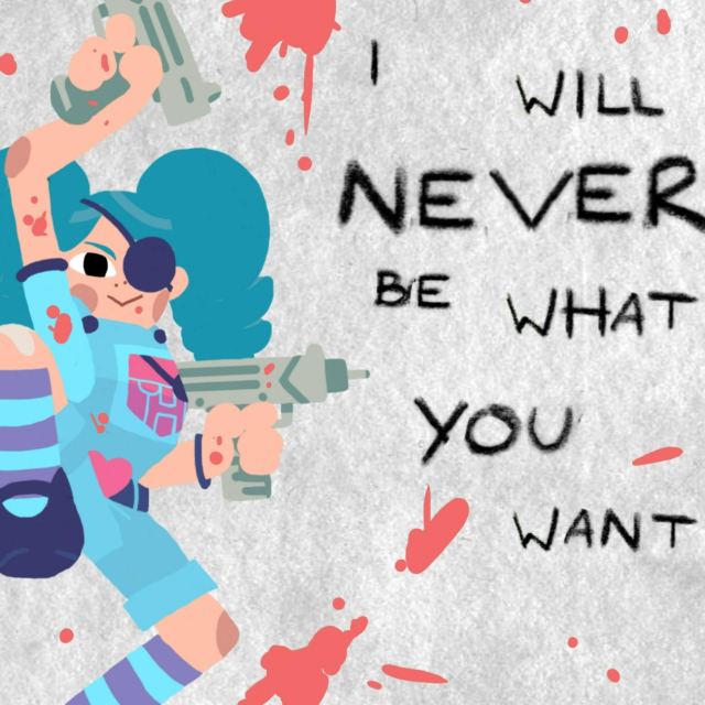 I Will Never Be What You Want