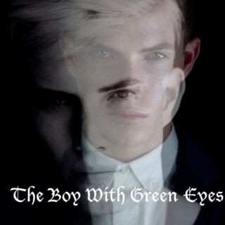 The Boy With Green Eyes