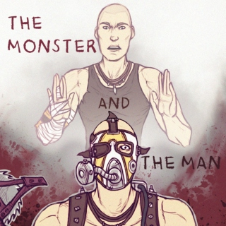 The Monster and The Man