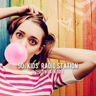 90s kids' radio station