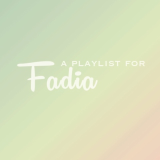 Songs for Fadia