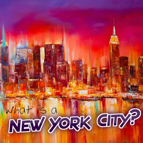What Is A New York City?