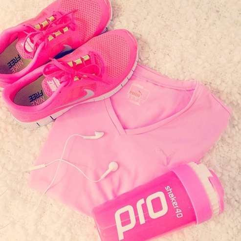 workout in a girly way vol. 2