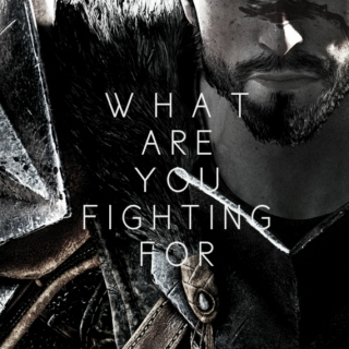 what are you fighting for?