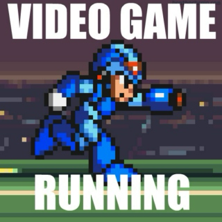 Running with Video Games