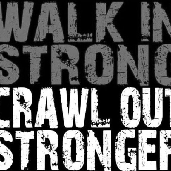 crawl out stronger