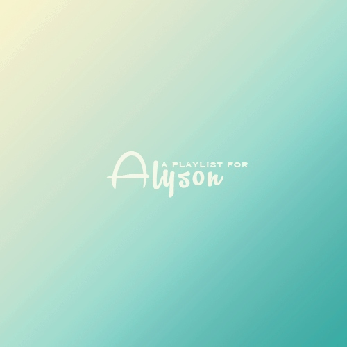 Songs for Alyson