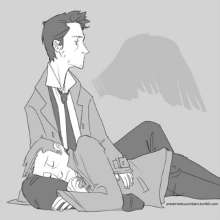 I've got Destiel in my eye