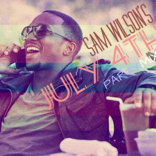 Sam Wilson's July 4th Party Mix