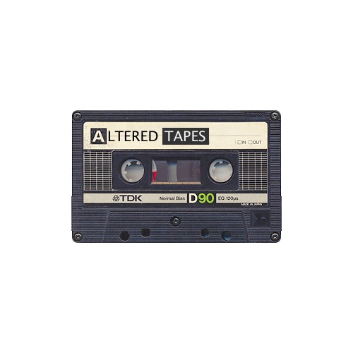 Altered Tapes - Vol 1.