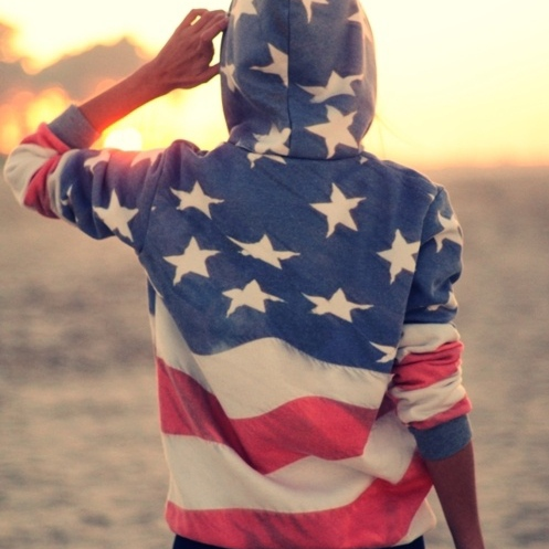 o the land of the free