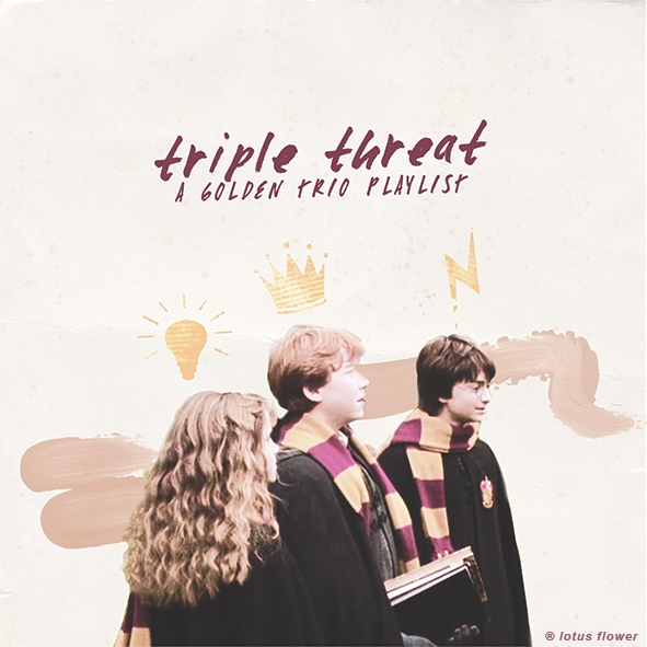 triple threat.