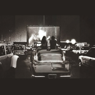 """""""wanna make a scene at the drive in, dolly?"""" - a troffy 60s mix"""