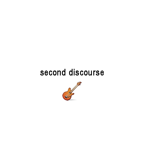 second discourse
