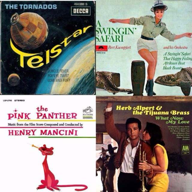 Great Instrumental Hits - 60s