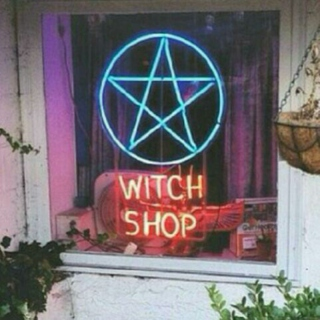i'm just a teenage witch.