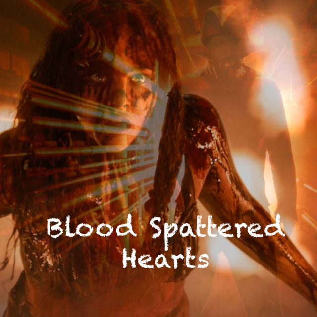 Blood Spattered Hearts