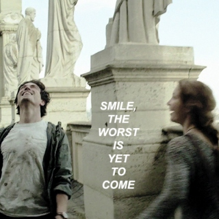 smile, the worst is yet to come