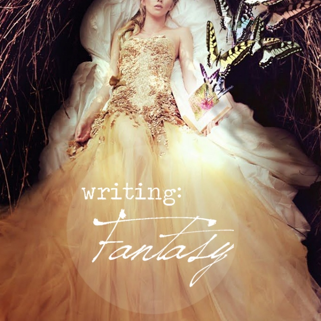 writing: fantasy