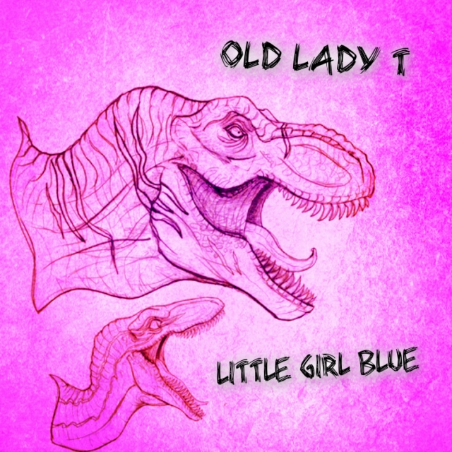 Old Lady T & Little Girl Blue