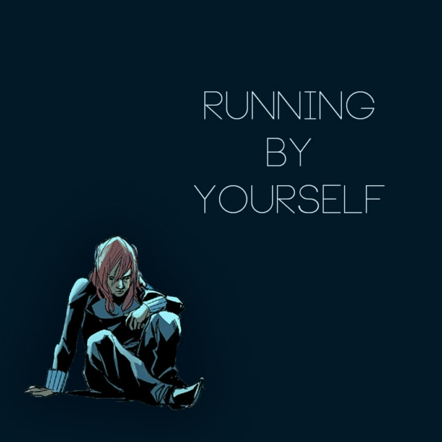 Running By Yourself