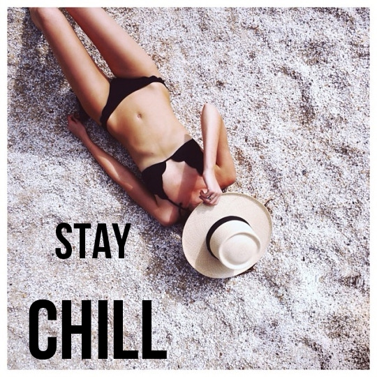Because I Stay Chill