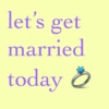 let's get married today