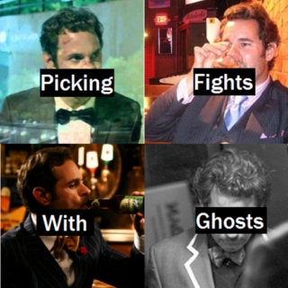 Picking Fights With Ghosts