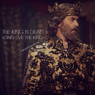 the king is dead | long live the king