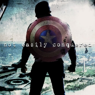 not easily conquered | a steve/bucky playlist