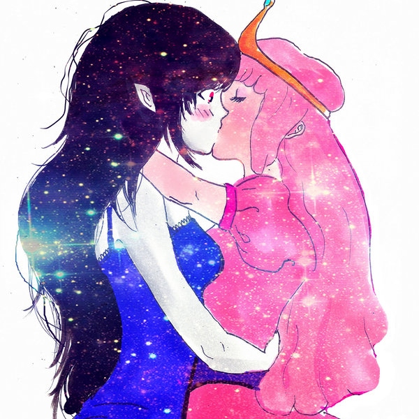 Oh Marceline/Bubblegum -  Bubbline playlist