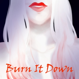 Burn It Down ~ Zanna Crimson