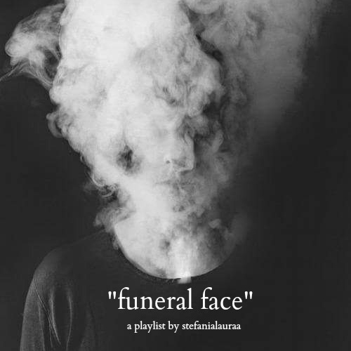 funeral face