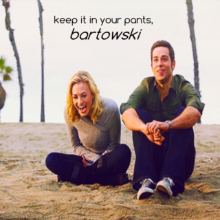 keep it in your pants, bartowski