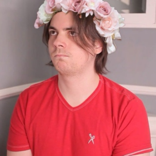 eternal heart eyes @ arin hanson