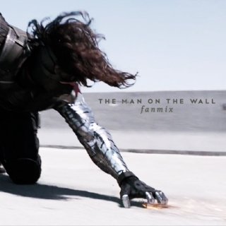 the man on the wall