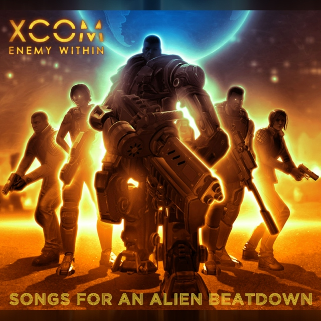 XCOM Enemy Within: Songs For An Alien Beatdown