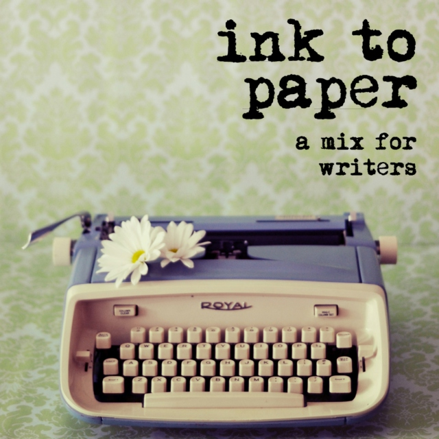 ink to paper