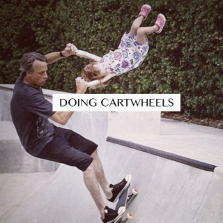 doing cartwheels: grown-up music for children