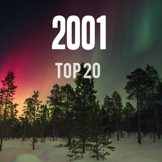 Top Hits of 2001