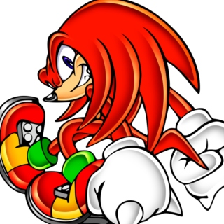they call me knuckles