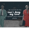 the sound & the fury: can't deny my love