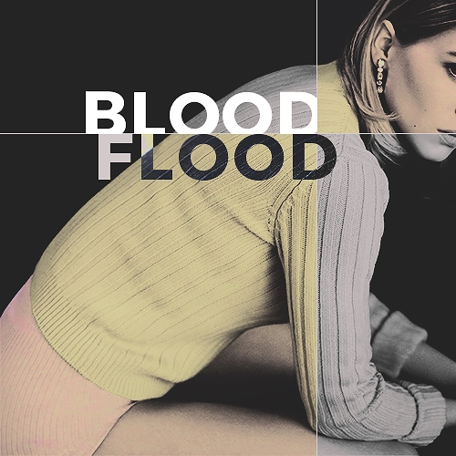 a flood of blood to the heart