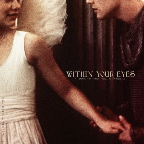 within your eyes