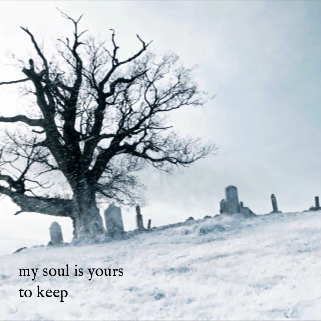 my soul is yours to keep
