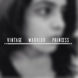 Vintage Warrior Princess