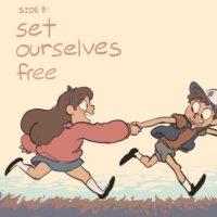 SIDE B: set ourselves free